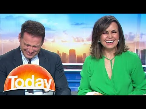 Hosts lose it over 93-year-old's raunchy joke