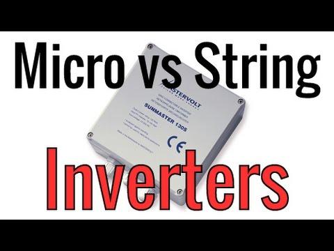 Micro vs String Inverters