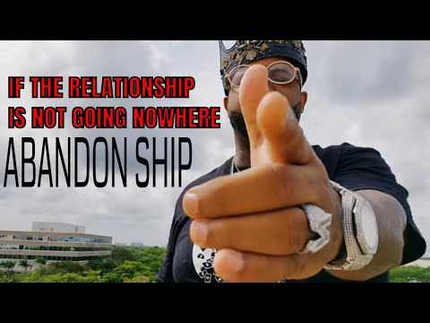 Ships Are Designed To Take You Places , If Your Friendships Not Going Nowhere.. Abandon Ship