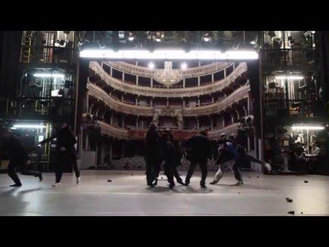 Bolero – Probeneinblick   Theater Regensburg