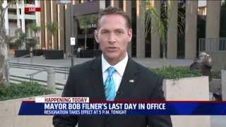 SAN DIEGO MAYOR BOB FILNER SCANDAL