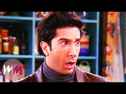 Top 10 Times Ross Was the Worst