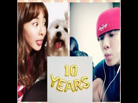 Sandara Park's possible composed song from Donghae/10 years
