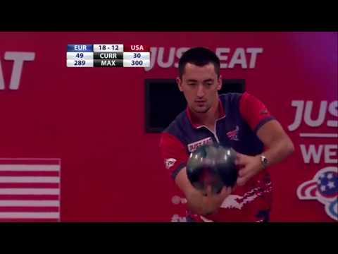 2017 Weber Cup - Day 3 - Match 10 [Svensson V.S. Kent]