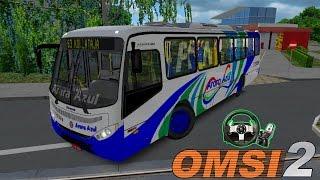 omsi 2 marcopolo senior midi mb of1519 l viagem completa da linha 63 viação arara azul