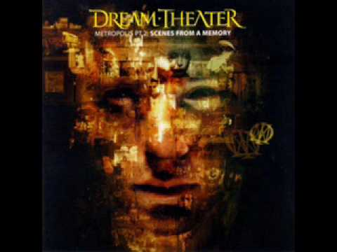 Dream Theater - The Spirit Carries On poster