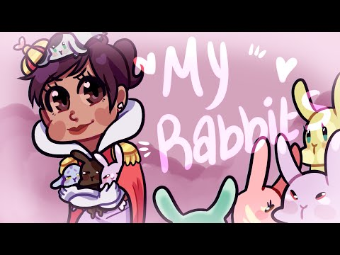 My rabbits | queen usagi