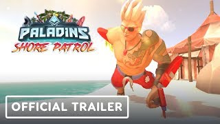 Paladins - Shore Patrol Official Trailer (Baywatch Parody)