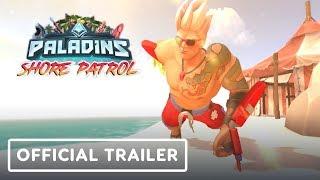 Paladins - Shore Patrol Official Trailer (Baywatch Parody)