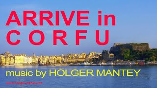 Corfu Ankommen