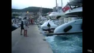 Boat Fails compilation