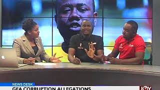 GFA Corruption allegation - News Desk on Joy News (18-6-18)