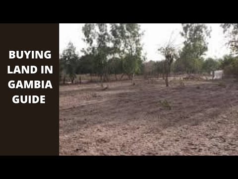 Buying Land in Gambia - Guide