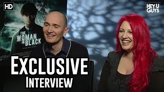 Jane Goldman & James Watkins - The Woman In Black Exclusive Interview
