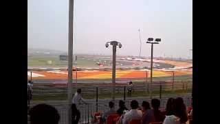 Formula 1 F1 The Airtel Indian Grand Prix Held at Greater Noida