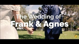 The Wedding of Frank & Agnes