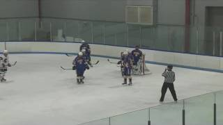 Acton Boxborough Varsity Boys Hockey vs CC 12/23/14