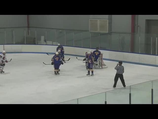 Acton Boxborough Varsity Boys Hockey vs CC 12/23/14
