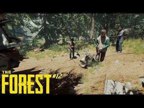 TENEMOS INVITADOS | THE FOREST #12 CON NIA