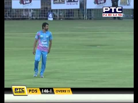 Celebrity Cricket League | Punjab De Sher Vs  Mumbai Heroes Cricket Match 2015