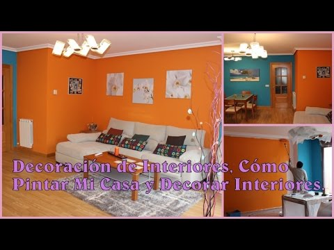 Como pintar tu casa por dentro cool perfectas de colores for Como pintar mi casa por dentro