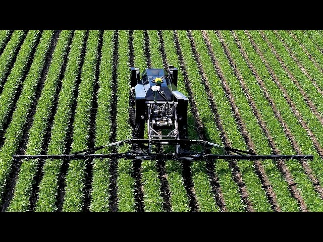 Autonomous Sprayer - Future of Farming | John Deere