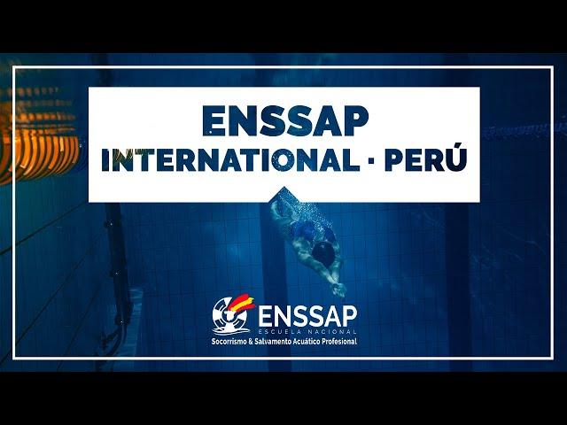 ENSSAP INTERNATIONAL · PERÚ