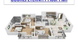 Godrej eternity Kanakapura project Video