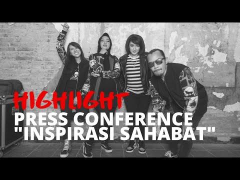 "Download  KOTAK feat Melly Mono – Highlight Press Conference ""Inspirasi Sahabat"" Gratis, download lagu terbaru"