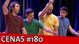 CENAS IMPROVÁVEIS #180