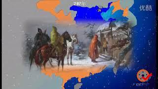地图三国志2 蜀汉势力发展过程演示(转载)