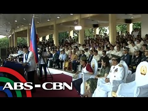 'My lahat': Duterte calls FVR 'his everything'