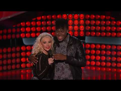 The Voice 2015 Blind Audition   Rob Taylor   I Want You