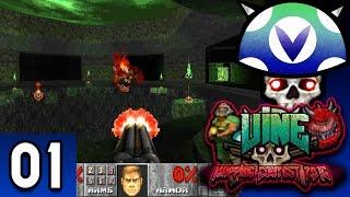 [Vinesauce] Joel - Doom Mapping Contest 2016 ( Part 1 )