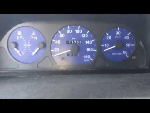 Fiat Ducato Cold Start 2 0 Jtd Youtube