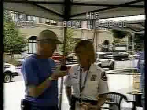 KN6PE interviews Cupertino OES director on K6BEN ATV