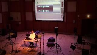 Atelier musique électroacoustique au conservatoire d'Angoulême