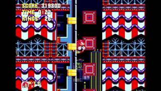 TAS Genesis Sonic 3 & Knuckles Knuckles in 22m 07 68sec by Evil 3D, WST & Marzojr's 4 3 Aspect