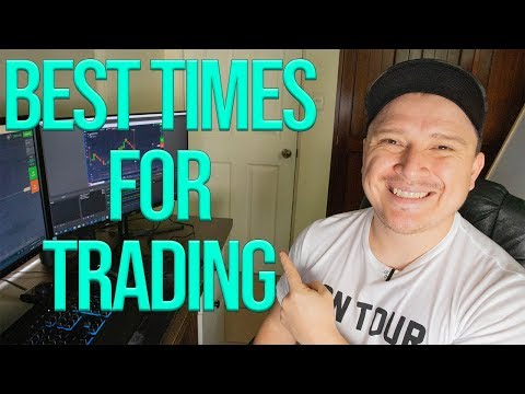 Best Times To Trade Binary Options And Forex!