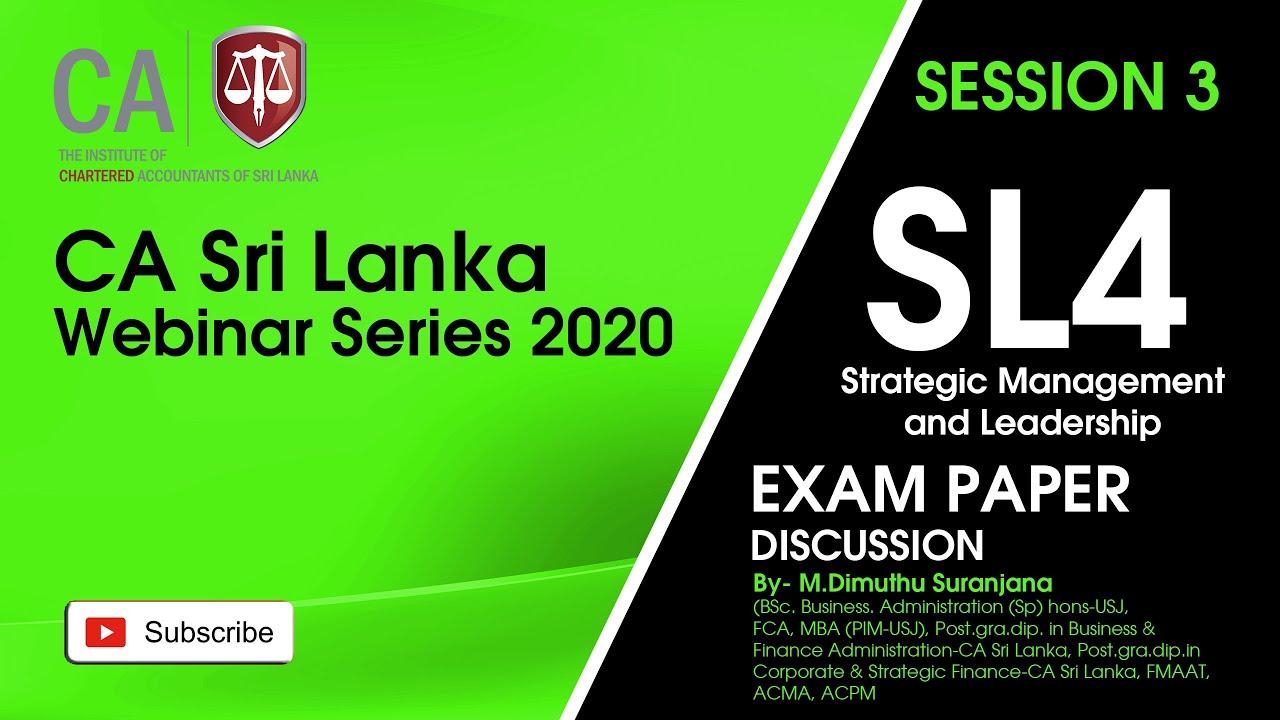 SL4   20 Feb 2021 Session 03