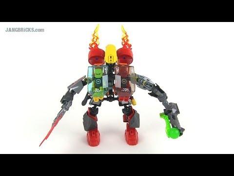 LEGO Hero Factory COMBINATION: Furno Jet Machine + Evo Walker! 44018 ...