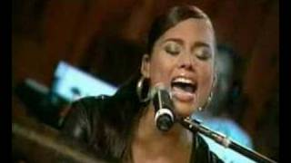 Alicia Keys - If I Ain't Got You, Woman's Worth & Fallin' (L