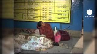 Quake strikes remote Himalayas