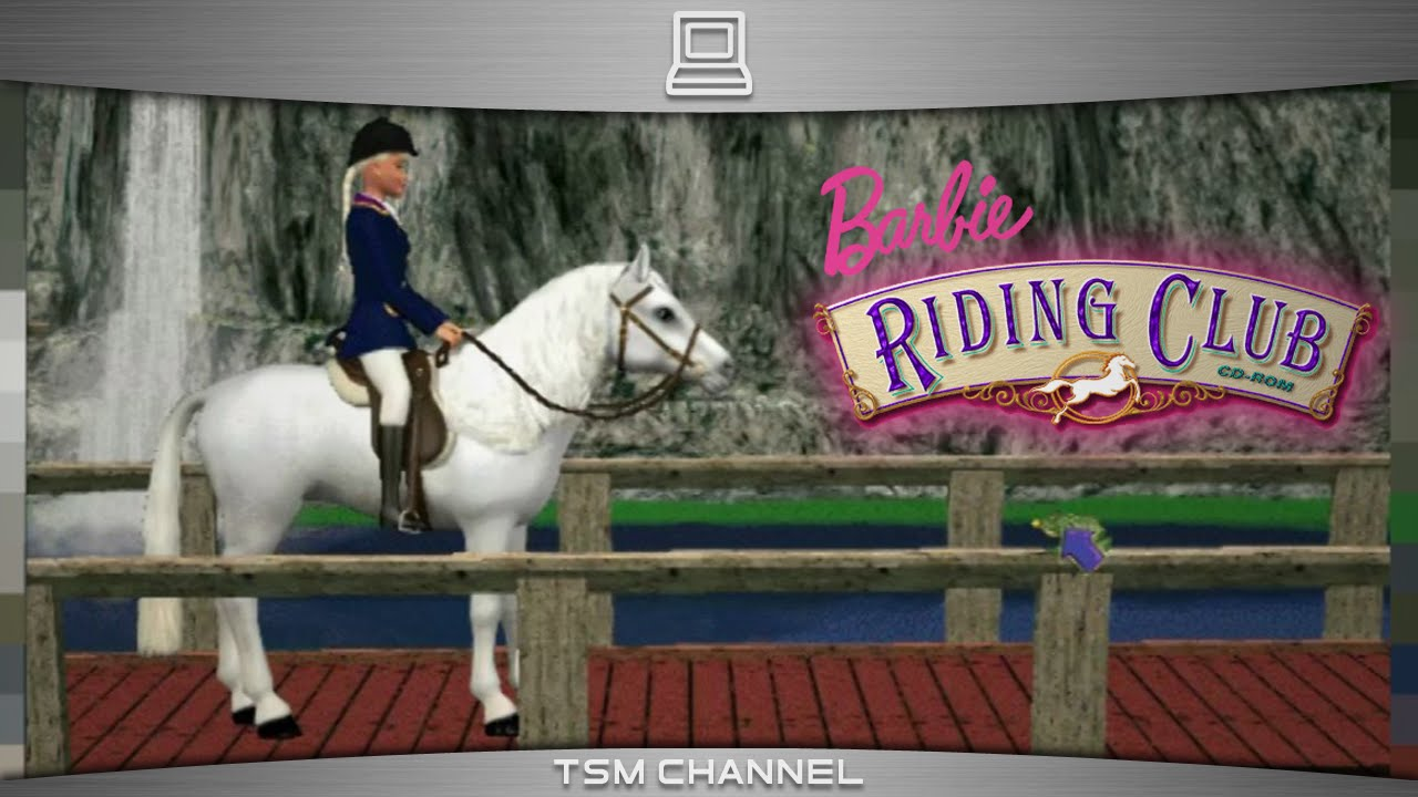 Barbie Horse Adventure Riding
