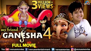 My Friend Ganesha 4 Full Movie | Hindi Movies | Hindi Animated Movies | Kids Movies