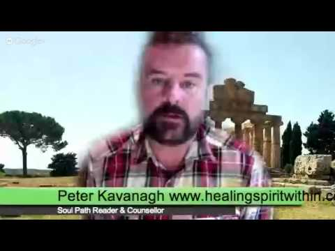 Soul Path with Peter Kavanagh interviewed by Caryl Westmore