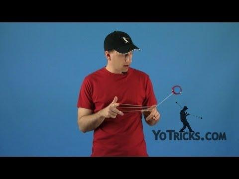 Yoyo String Trick Basics / Terminology