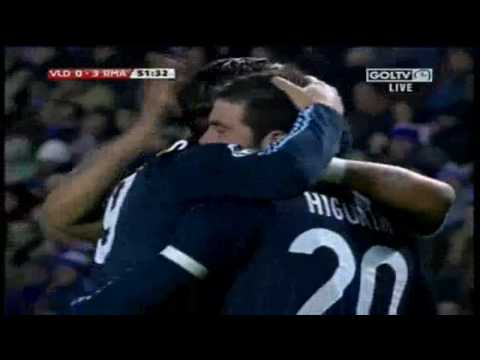Valladolid vs Real Madrid  1 - 4   All goals  /  Todos los goles
