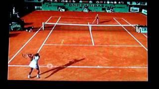 Smash Court Tennis 2- Serena WIlliams Vs Daniela H.