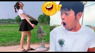 funny videos 🤣 comedy video/ prank video /funny videos 2021/ Chinese comedians P 4